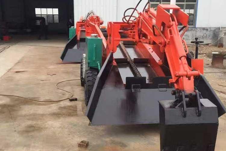 ZWY-80矿用扒渣机