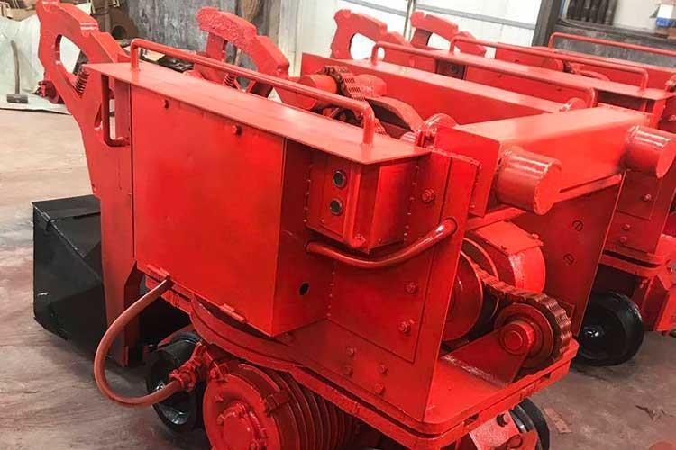 电动装岩机的baoyang及用途