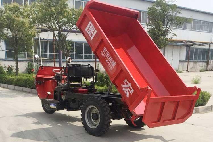 3吨柴油三轮车