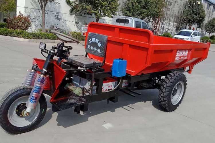 3吨电dong三轮车
