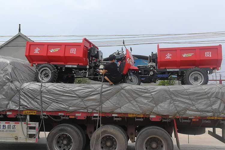 5吨柴油三轮