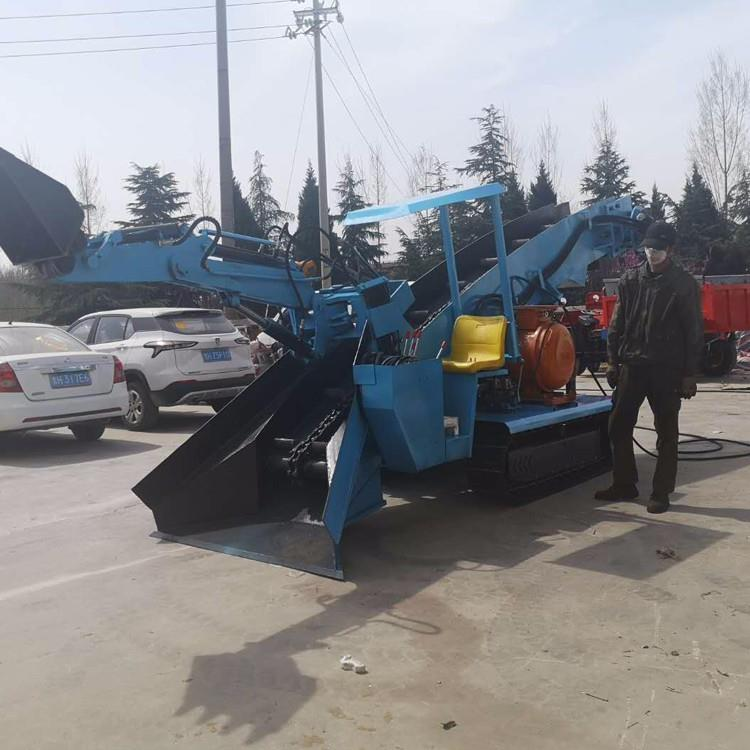lvdai挖掘式装载机